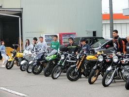 平成28年9月22日(祝) タカジツーリングが開催されました!
