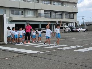 平成29年 9月21日 こばと幼稚園安全講習会が開催されました!