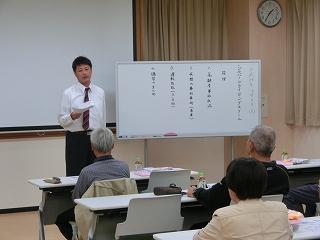 平成29年 10月5日 シルバードライビング講習