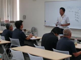 県内自動車学校では初めての「ブラッシュアップ講習」を開始