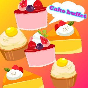R02.02.20(木)ケーキ食べ放題のお知らせ