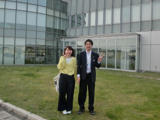 中嶋 優稀さんさん